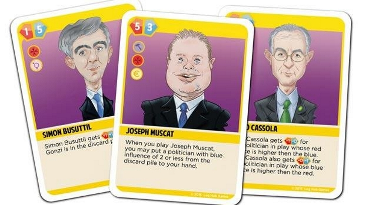 Maltese politicians game-1