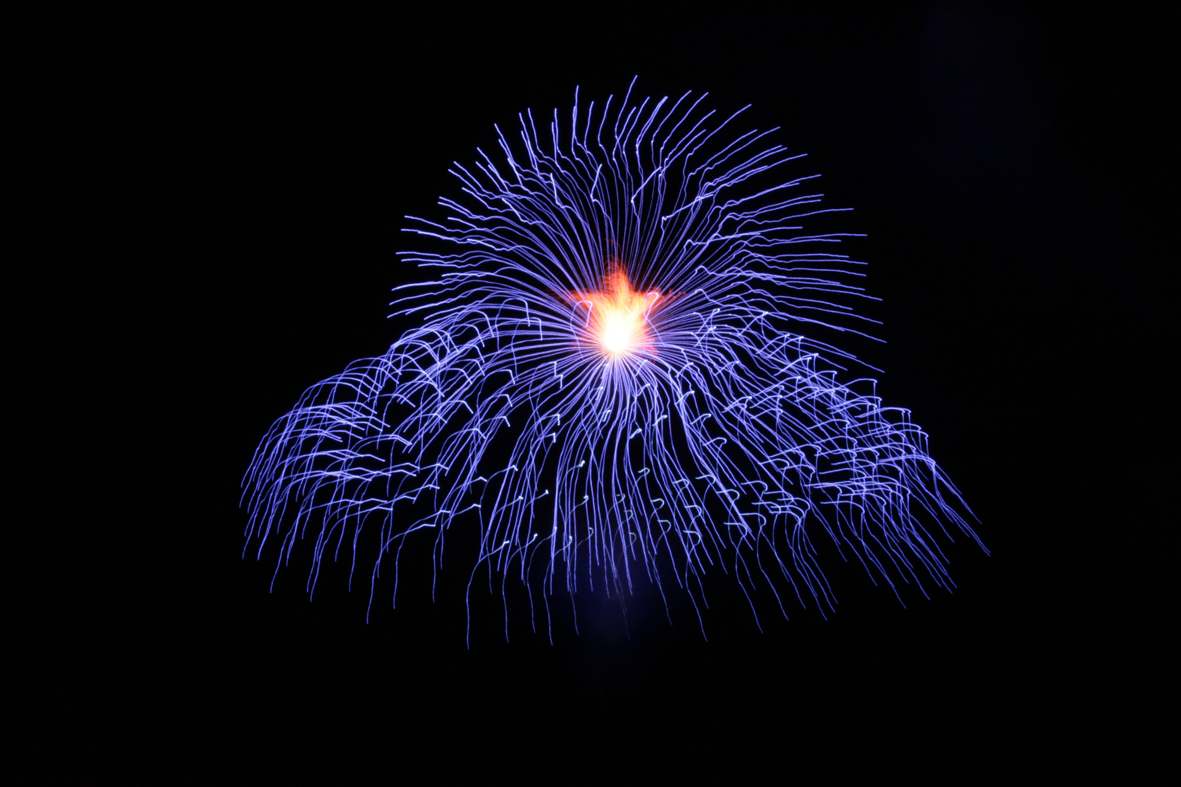Fireworks of Hal-Lija are often a work of art